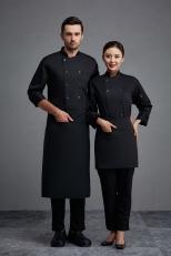 厨师服长袖-68