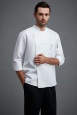 厨师服长袖-75